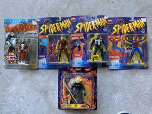 Vintage Marvel Action Figures for Sale in Buda, TX