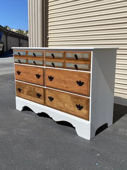 Refinished Solid Wood Dresser By Crawford Furniture for Sale in Chula Vista,  CA