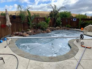 Pool cover reel for Sale in Brentwood, CA