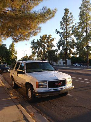 1999 GMC Yukon for Sale in Phoenix, AZ