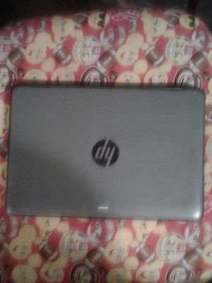 Hp touchscreen laptop for Sale in New Straitsville, OH