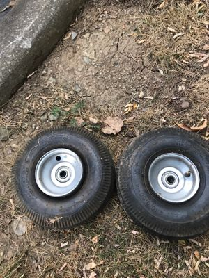 Riding Lawn Mower Tire Wheel for Sale in Nashville, TN