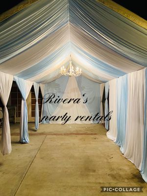 Draping available 10x20$200 for Sale in Norwalk, CA