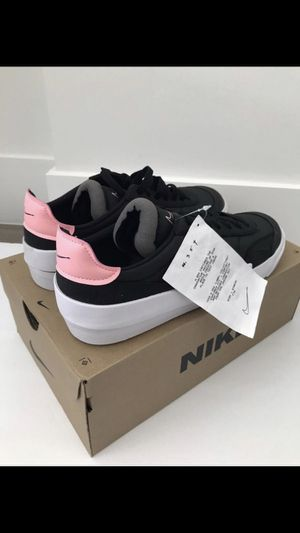 Off white Nike Drop-Type black/pink tint Men's size 8.5 / Woman's size 10 brand new with box Nike N.354 Drop Type LX offwhite off- white off white for Sale in Westminster, CA