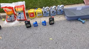 Assorted motor oil for Sale in Gaithersburg, MD
