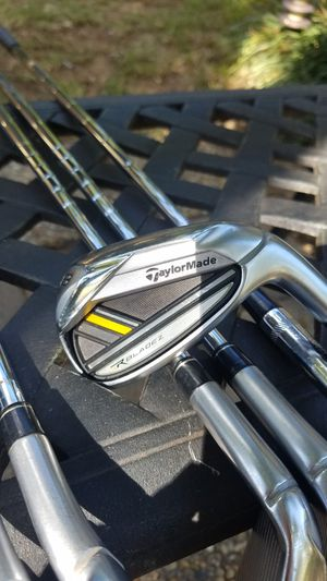 EXCELLENT CONDITION! TAYLORMADE R BLADEZ GOLF CLUB IRON SET for Sale in Grand Prairie, TX