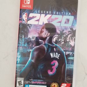 2k20 Legends Edition For Nintendo Switch for Sale in Miami, FL