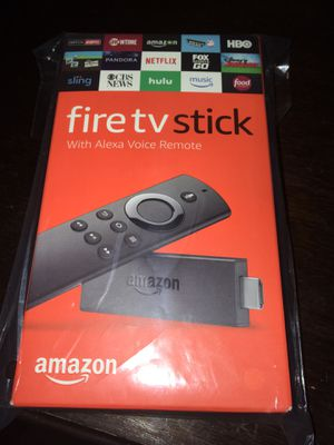 Unlock'd Fire TV Stick w/ IPTV Monthly Subscription for Sale in Glyndon, MD