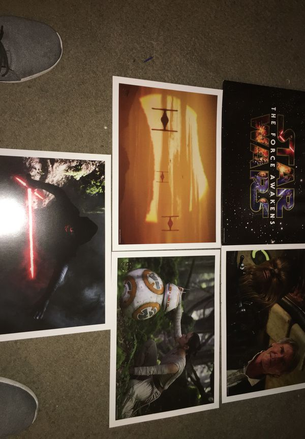 Star Wars pictures From Disney
