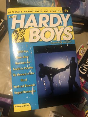 The Hardy Boys Sale for $10 for Sale in Dallas, TX