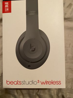 Beats Studio 3 for Sale in SIENNA PLANT, TX