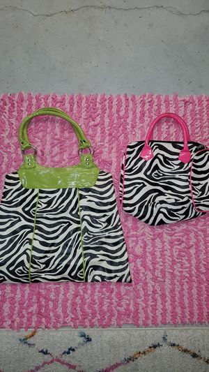 ZEBRA PURSE BUNDLE for Sale in Clearwater, FL