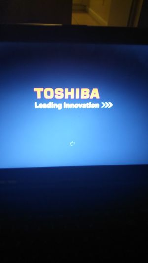 Laptop Toshiba must sell 15-in $200 for Sale in Bakersfield, CA