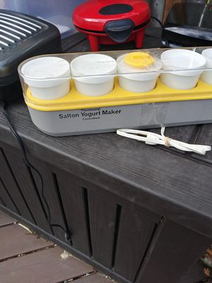 Yogurt Maker - Salton for Sale in Tacoma, WA
