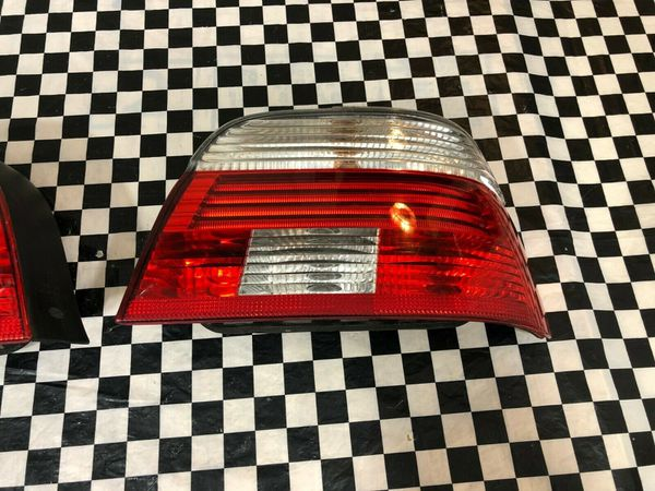 BMW 5 Series E39 4-Door Left & Right Rear LED Lamp Assembly Tail lights THK-148