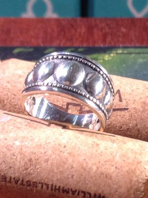 JAMES AVERY LADIES SILVER FASHION RING SIZE 6.5 for Sale in Houston, TX
