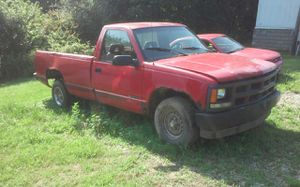 """1992 Chevy Truck """",DON'T RUN"""" needs work, """"Trade for Riding mower """" for Sale in Logan, OH"""