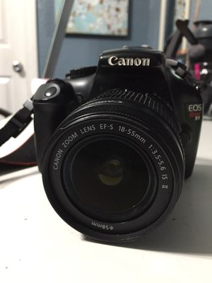 CANON EOS REBEL T3 for Sale in Los Angeles, CA