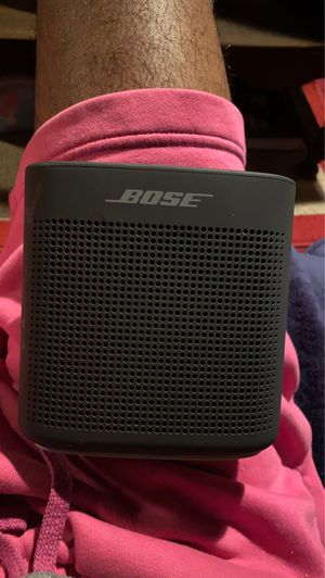 Bose speaker for sell barley used come with charger for Sale in Capitol Heights, MD