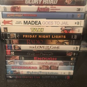 2 Movies for $5 for Sale in South Pasadena, CA