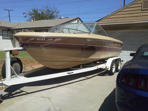 87 cobalt boat must see!!! 6,500 OBO for Sale in Etiwanda, CA