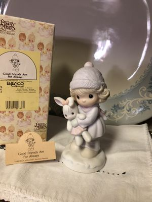Precious moments collection porcelain for Sale in Dallas, TX