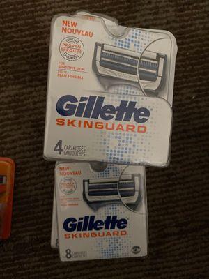 Gillette fusion blades for Sale in Phoenix, AZ
