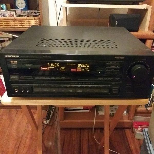 Pioneer VSX-501 A/V Stereo Receiver