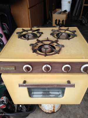 Vintage RV camper stove oven for Sale in Wahneta, FL