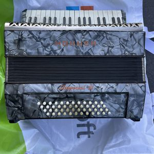 Hohner Imperial 3 Accordion $550 OBO for Sale in Cupertino, CA