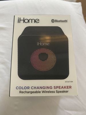 Color changing Bluetooth speaker for Sale in Berkeley, CA