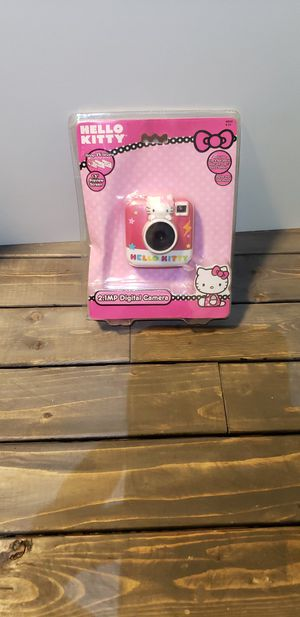 New hello kitty 2.1mp digital camera for Sale in Louisville, KY