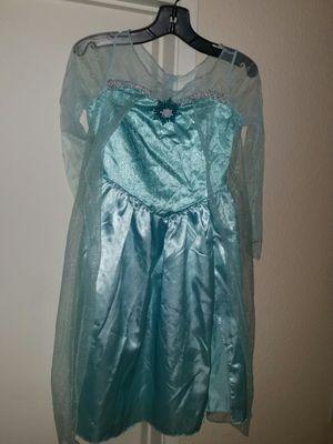 Frozen Elsa dress/costume for Sale in Moreno Valley, CA