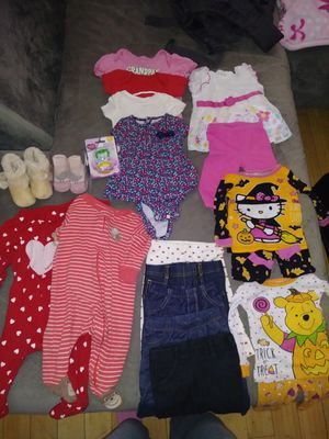 Baby girl clothes 6-9 months for Sale in Florence, KY