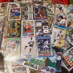 Football baseball cards for Sale in Gresham, OR