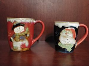 Christmas Coffee mugs for Sale in Houston, TX