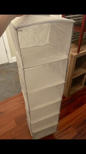 Closet organizer for Sale in Sherwood, OR