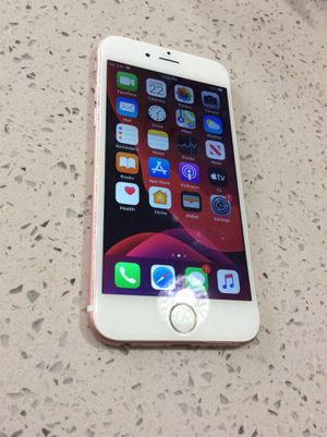 iPhone 6s rosegold Unlocked for Sale in Los Angeles, CA