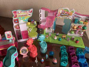 Shopkins bundle$38 for Sale in La Puente, CA