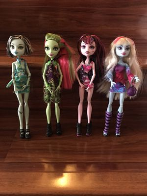 Monster High Dolls for Sale in Union City, CA