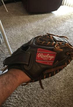 Rawlings catchers glove in great shape! for Sale in Plainfield,  IN