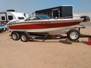 Cobalt speed boat and trailer for Sale in Phoenix, AZ