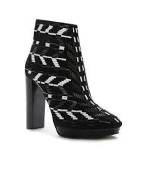 Burberry Embellished Platform Bootie Size 7.5 Brand New for Sale in Santa Monica, CA