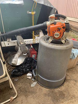 Stihl blower SH86C. for Sale in Ridgefield, WA