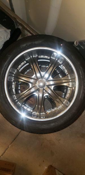 Rims & Tires for Sale in Sacramento, CA