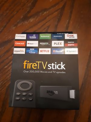 FireTV stick for Sale in Montclair, CA