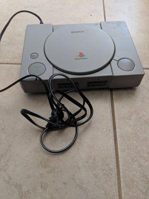 PlayStation 1- original ($20) for Sale in Tempe, AZ