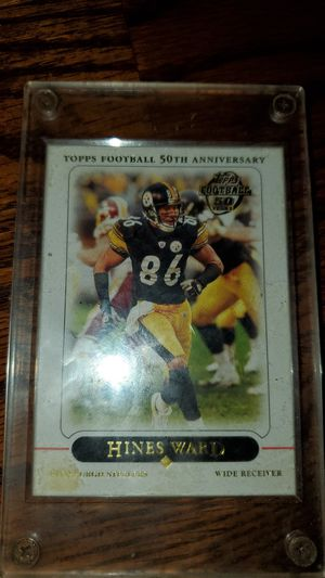 Football card for Sale in Waynesburg, PA
