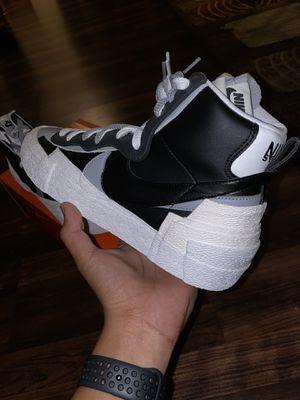 Nike Sacai x Blazer Mid 'Black Grey' for Sale in Winter Haven, FL