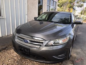 2011 Ford Taurus SEL for Sale in Las Vegas, NV